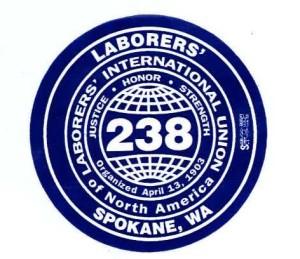 Logo Laborers International D.A