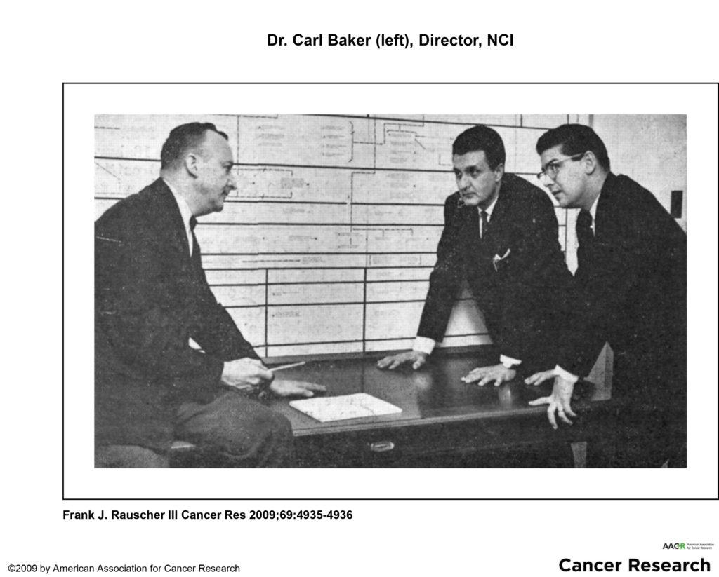 Dr. Carl Baker