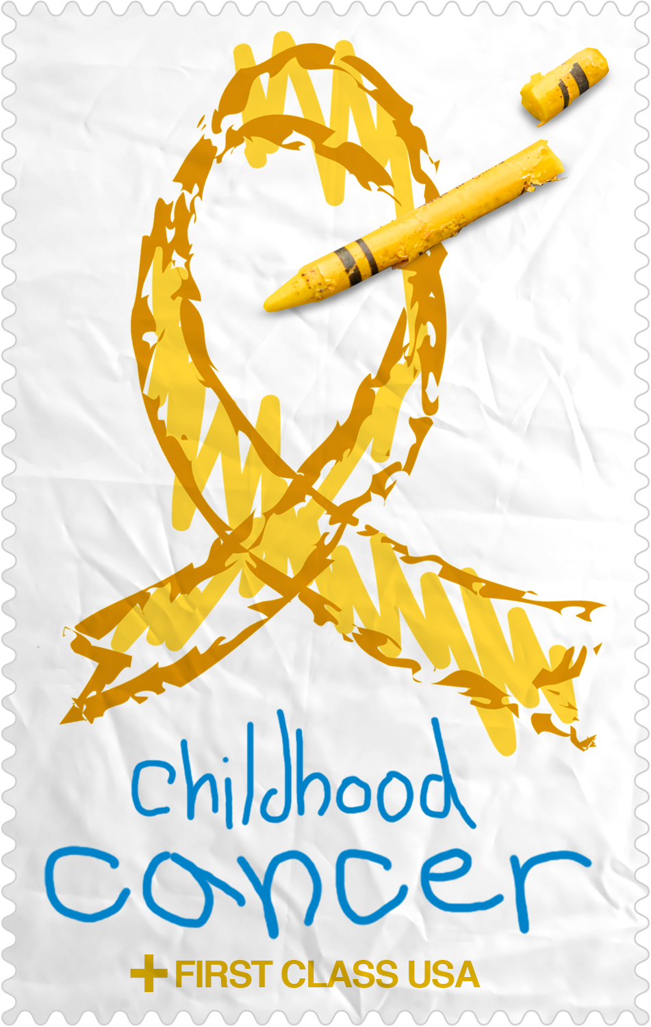 Help Stamp Out Childhood Cancer