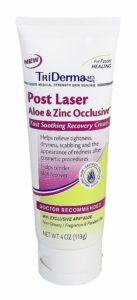 Post Lasr Aloe & Zinc Occlusize ACCO