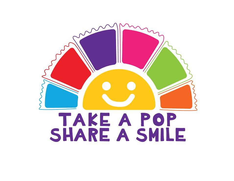 Take A Pop Share A Smile