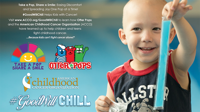 Good Will Chill - Helping Kids with Cancer
