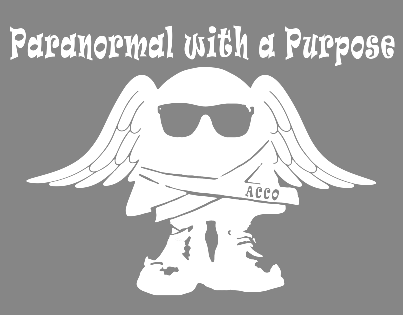 Paranormal with a Purpose Logo