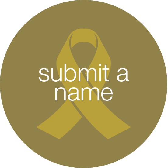 Submit A Name