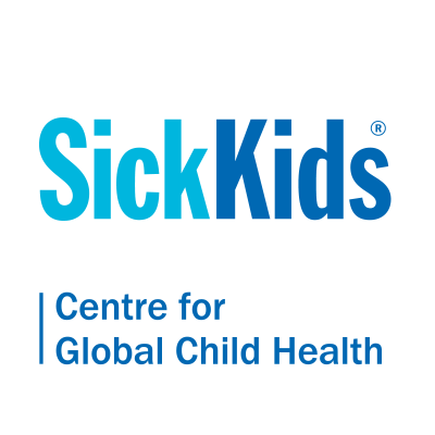 Sick Kids Center for Global Health logo