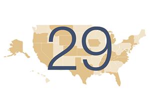 29 States