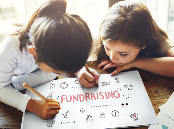 Creative Fundraising Ideas for Kids With Cancer