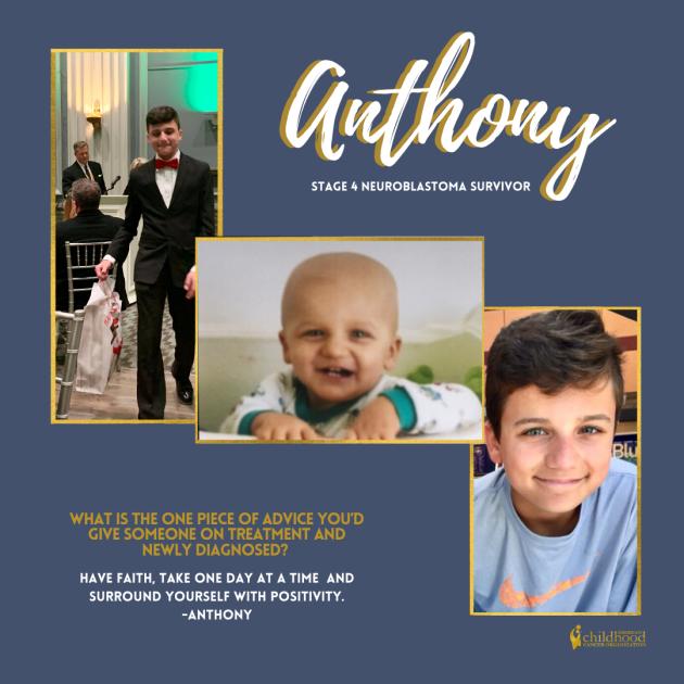 Anthony's Survivor Story