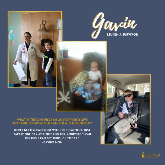 Gavin's Survivor Story