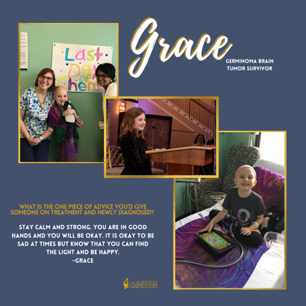 Grace Survivor Story