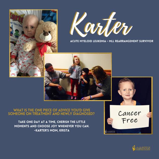 Karter's Survivor Story