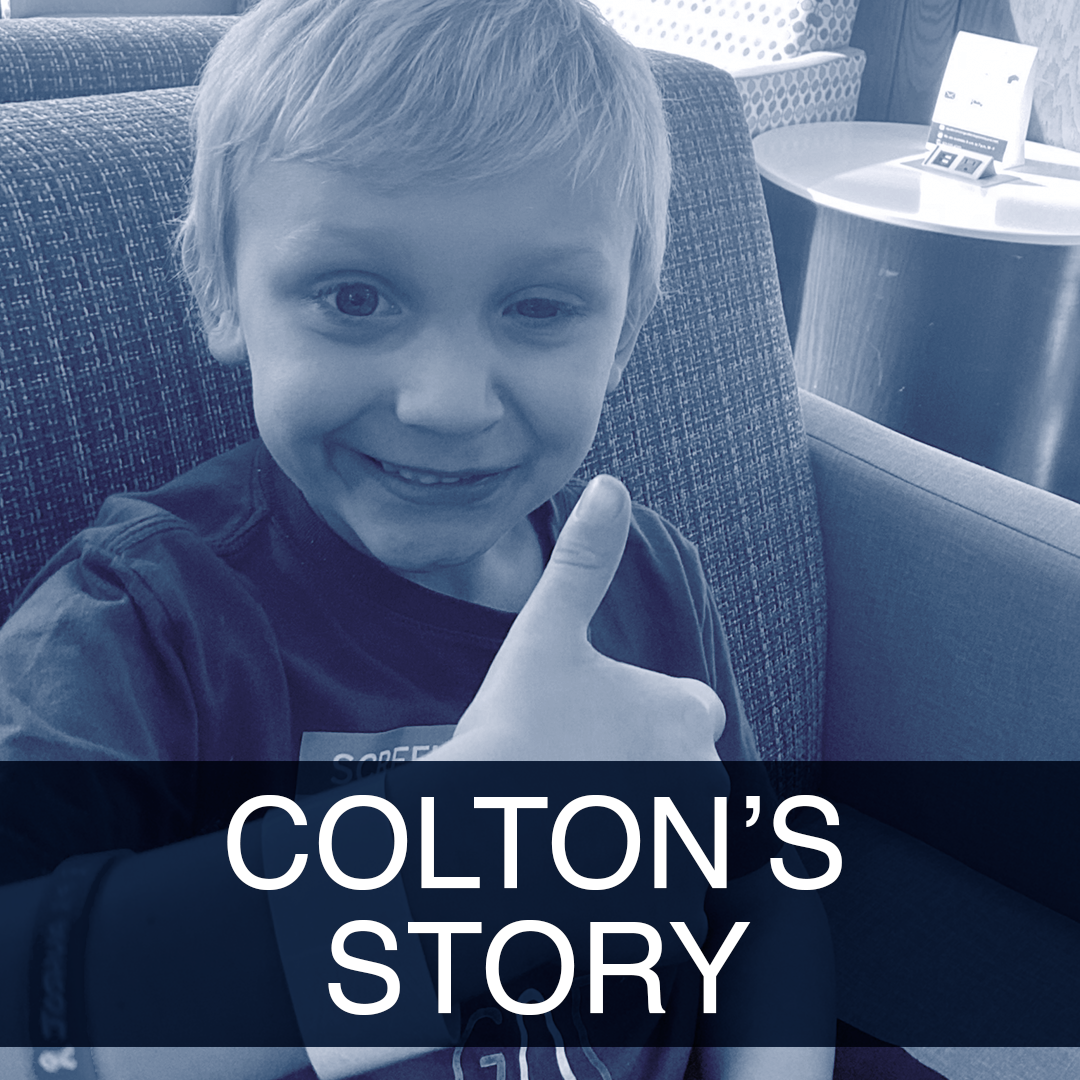 Colton's Story