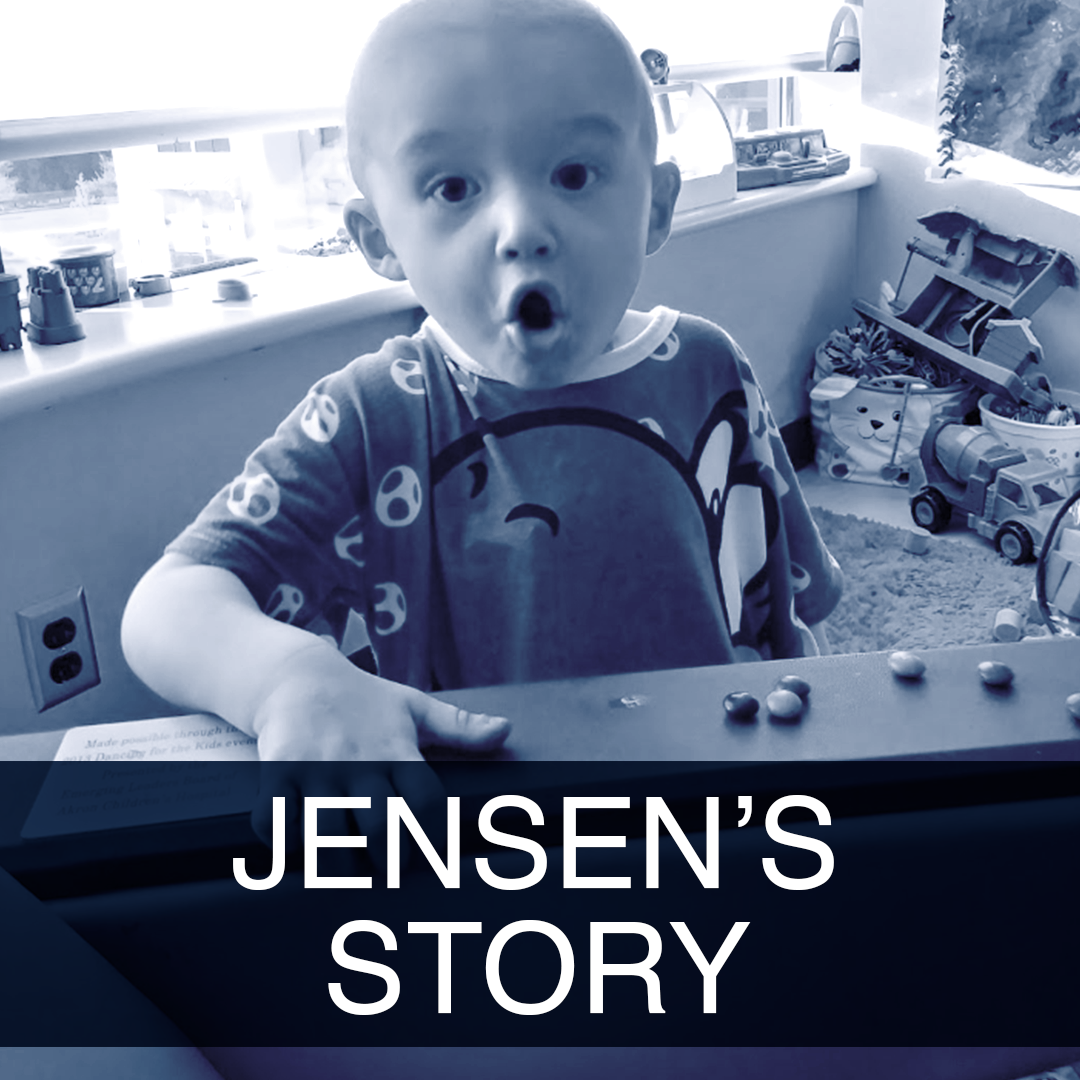 Jensen's Story