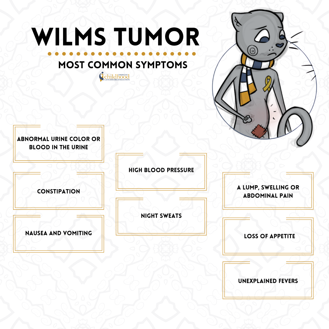Wilm's Tumor symptoms