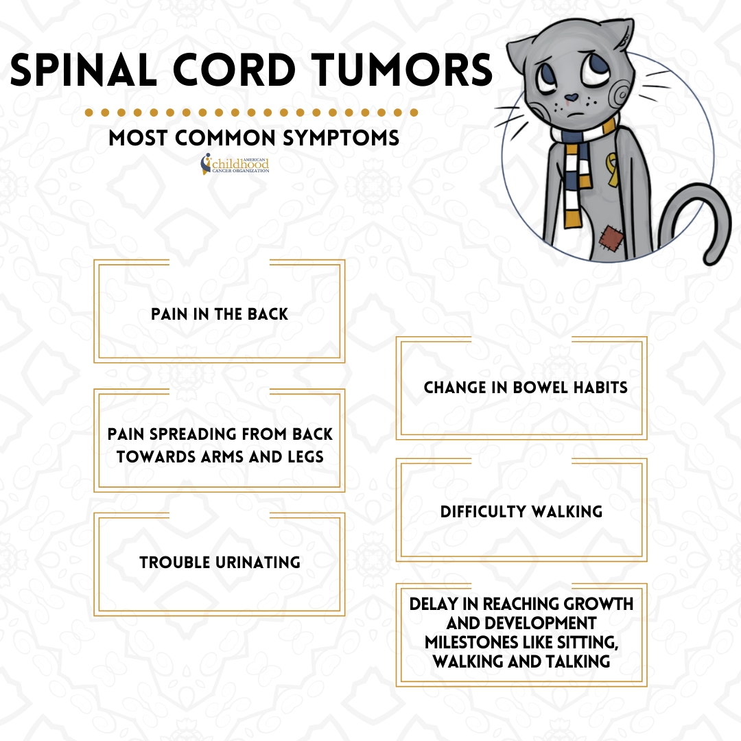 Spinal Cord Tumor symptoms