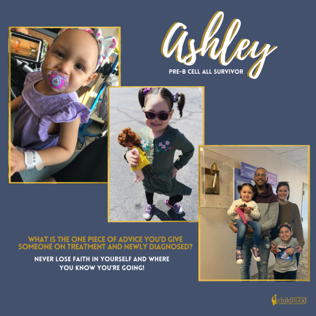 Ashley's Survivor Story