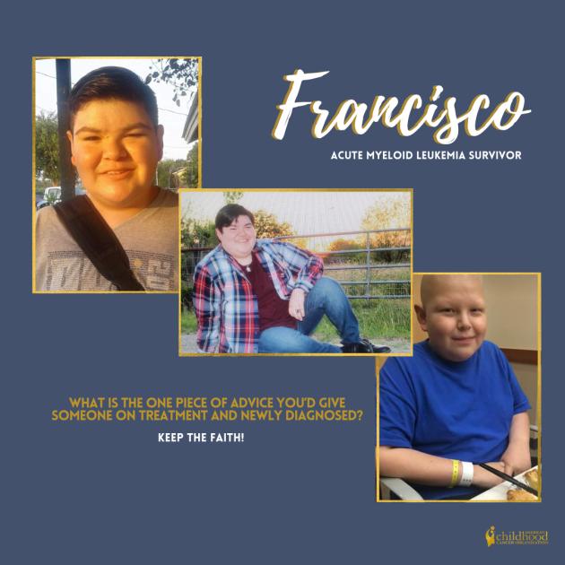 Francisco's Survivor Story