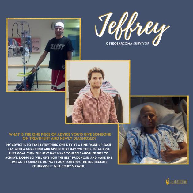 Jeff's Survivor Story