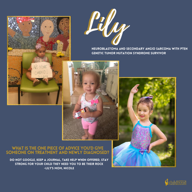 Lily's Survivor Story