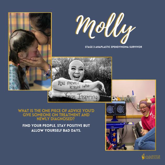 Molly's Survivor Story