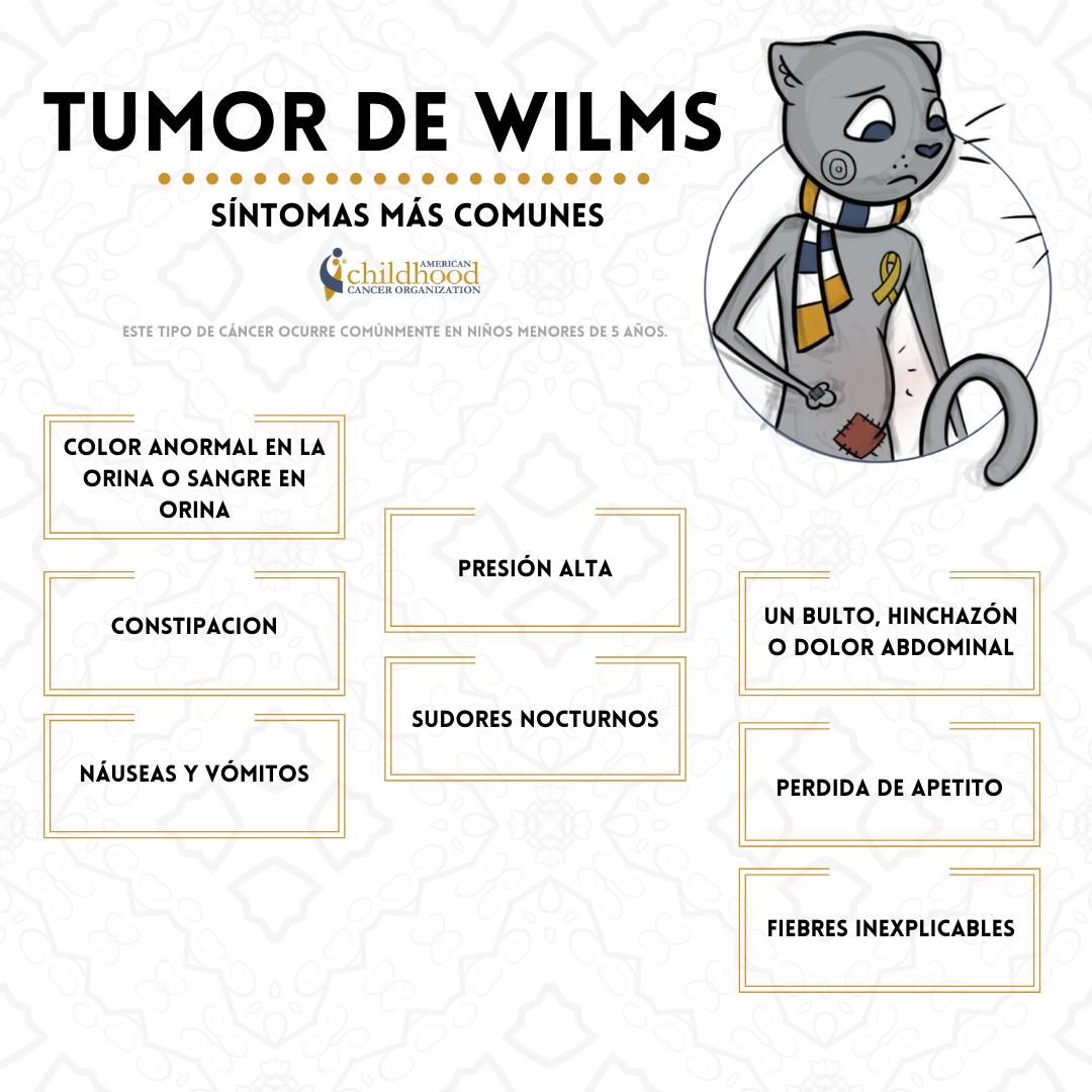 Wilm's Tumor symptoms