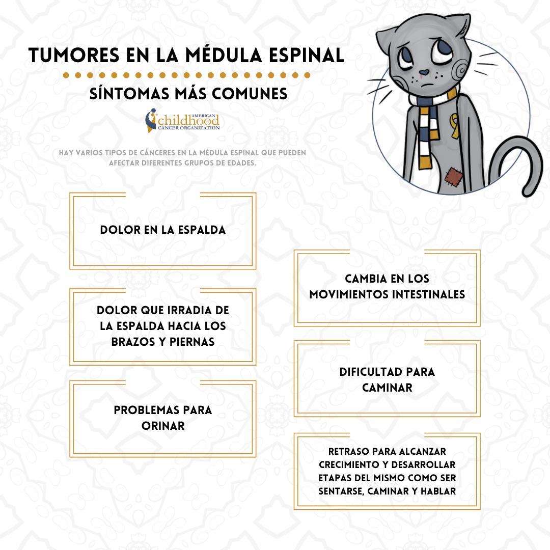 Spinal Cord Tumor symptoms